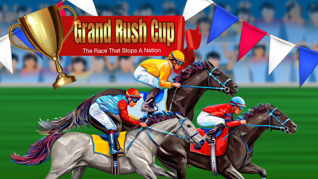 Grand Rush Slots Cup