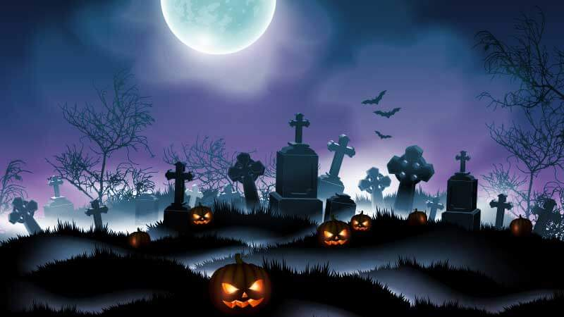 Have a spook-tacular Halloween Month