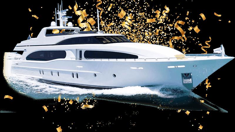 Win a Free Yacht Trip