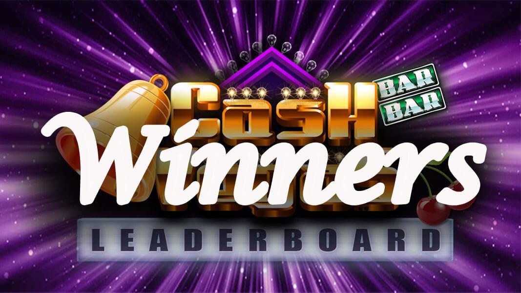 Grand Rush Casino Leaderboard Winners