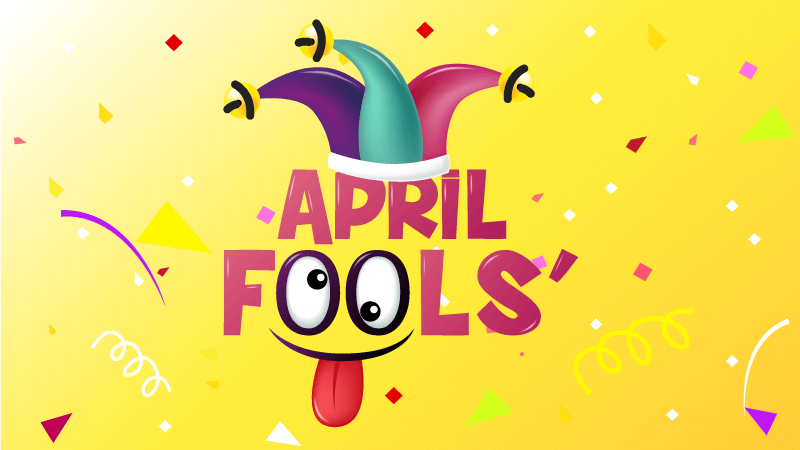 April Fools' Day at Grand Rush Casino