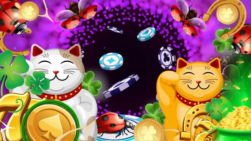 Play our New Lucky Pokie: CharmZ Video Slot