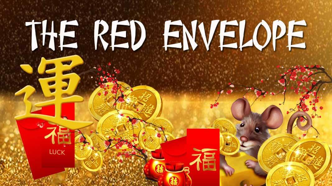 Grand Rush Casino Red Envelopes of Luck