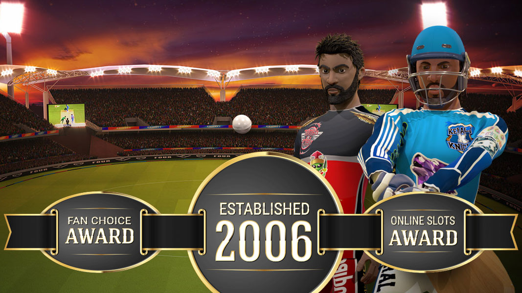 Grand Rush Casino has Cricket Fever