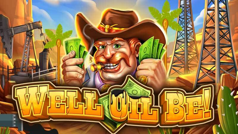 Dig up some gold in our new online pokie