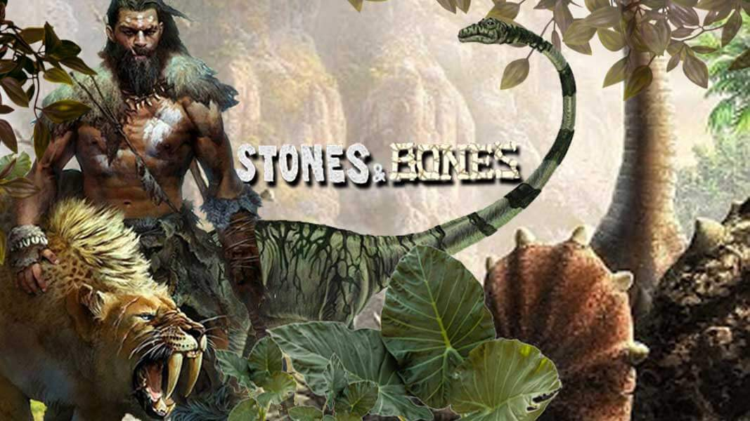 Grand Rush Casino Stones & Bones Online Slot