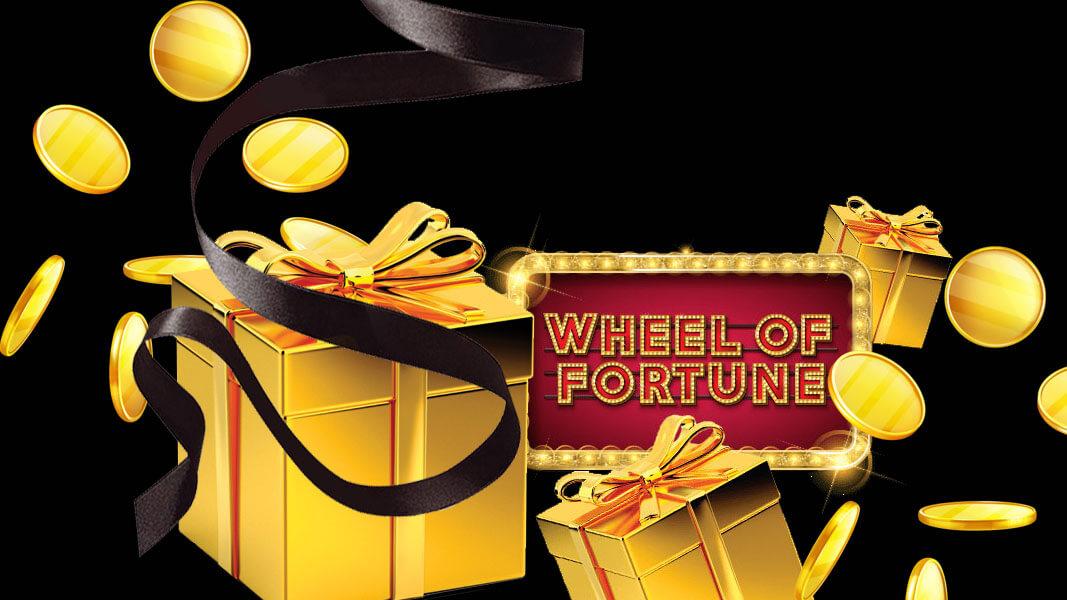 Grand Rush Wheel of Fortune