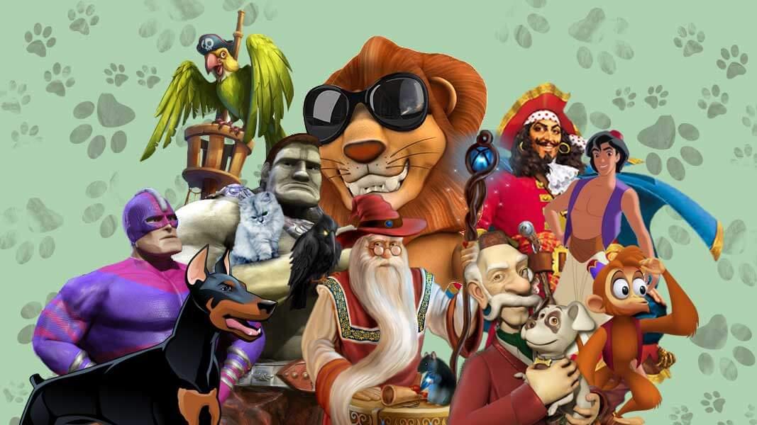 Grand Rush Casino Slots & Pets